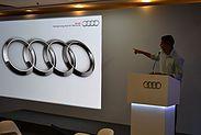 Audi - Eventos Realizados
